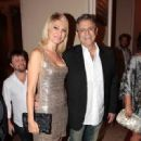 Marcos Paulo and Tina Serina