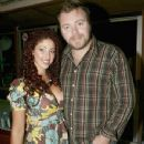 Tamara Jaber and Kyle Sandilands