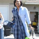 Gabrielle Union – Leaving a party in Brentwood - 454 x 713