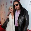 Ace Frehley attends the sixth annual MusiCares benefit concert at Club Nokia on May 7, 2010 in Los Angeles, California - 454 x 565