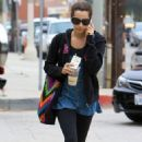 Ashley Tisdale: Happy To Be Back Home