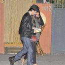 6TH June - Nina Dobrev Has Dinner With Ian Somerhalder At Shima Restaurant In New York City