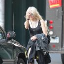 Taylor Momsen - Leaving A Photo Shoot In New York City, 2010-06-21