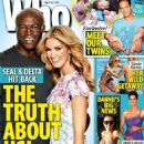 Seal and Delta Goodrem