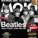 John Lennon, Paul McCartney, Ringo Starr, George Harrison - Mojo Magazine Cover [United Kingdom] (November 2015)