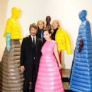 Charlott Cordes – Moncler+Barney's '1 Moncler Pierpaolo Piccioli' Collection in NY - 454 x 568