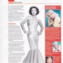Hedy Lamarr - Yours Retro Magazine Pictorial [United Kingdom] (1 May 2016) - 454 x 642