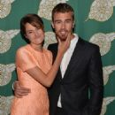 Shailene Woodley and Theo James - 454 x 578