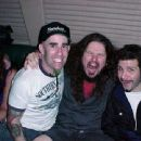Rita Haney, Scott Ian, Dimebag Darrell