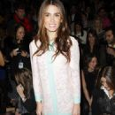 Nikki Reed's Fabulous Fashion Week Weekend