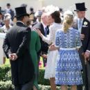 Prince Windsor and Kate Middleton : Royal Ascot 2017 - Day 1 - 446 x 600