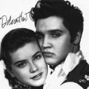 Dolores Hart, Elvis Presley - 454 x 546