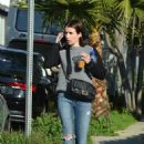 Emma Roberts – Out in Los Angeles 02/28/2019