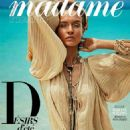 Josephine Skriver - Madame Figaro Magazine Cover [France] (25 May 2018)