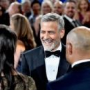 George Clooney and Amal Alamuddin : American Film Institute's 46th Life Achievement Award Gala Tribute - 454 x 302