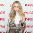 Sabrina Carpenter – Photocall at Z100 and Coca-Cola All Access Lounge at Hammerstein Ballroom in NYC