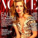 Natalia Vodianova Vogue Us November 2014
