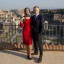 Daniel Craig-February 18, 2015-Spectre Rome Photocall
