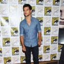 Taylor Lautner at Comic-Con 2012 (July 12)