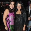 Vanessa Hudgens attends Oster Media Presents Leila Shams After-Party at The Westway on February 9, 2012 in New York City