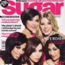 The Saturdays - Sugar Magazine [United Kingdom] (April 2009)