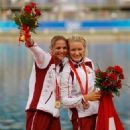 Katalin Kovacs and Natasa Janics - Beiijing Olympics 2008
