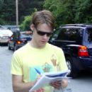 Randy Harrison after Mrs Warren's Profession
