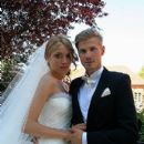 Jana and Oliver Weddin  December 2011