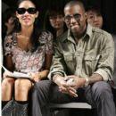 Kanye West and Alexis Eggleston - 392 x 587