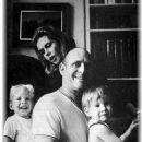 Elizabeth Montgomery and William Asher