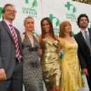 Rosario Dawson - Global Green USA's 13th Annual Millennium Awards - The Fairmont Miramar Hotel In Santa Monica, California 2009-05-30