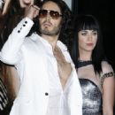 Katy Perry & Russell Brand At The World Premiere Of His New Film