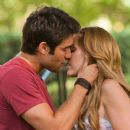 Josh Bowman and Miley Cyrus