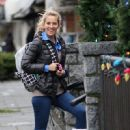 Luisana Lopilato: fighting Vancouver's look