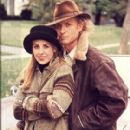 Genie Francis and Anthony Geary