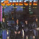 John Corabi, Nikki Sixx, Tommy Lee, Mick Mars - Connecte Magazine Cover [Mexico] (May 1994)