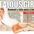 Hannah Spearritt - Daily Star 19 January 2009