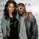 Kanye West and Alexis Eggleston - 186 x 240