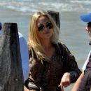 Kate Hudson arriving in Venice (August 28)