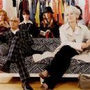 Nigel (Stanley Tucci) and Miranda Priestly (Meryl Streep) in Twentieth Century Fox Film, The Devil Wears Prada - 2006