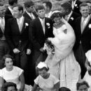 JFK and Jackie's Wedding, 1953 - 454 x 669
