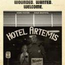 Hotel Artemis (2018) - 454 x 618