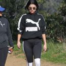 Selena Gomez – Out for a hike in Los Angeles