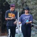 Demi Lovato – goes on a hike in Studio City