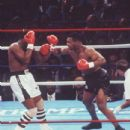 Michael Spinks & Mike Tyson - 434 x 594