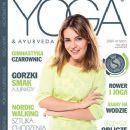 Edyta Herbus - Yoga Journal Magazine Cover [Poland] (November 2015)