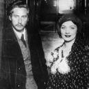 Marlene Dietrich and Josef Von sternberg - 454 x 578