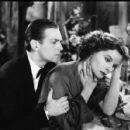 Douglas Fairbanks, Jr. and Katharine Hepburn