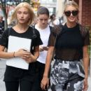 Gigi Hadid spotted out and about in New York City, New York on September 2, 2014