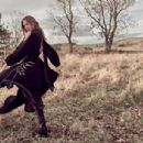 Elise Crombez - Harper's Bazaar Magazine Pictorial [United Kingdom] (April 2017) - 454 x 306